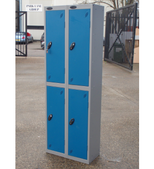 Probe Lockers 2 Doors Per Unit