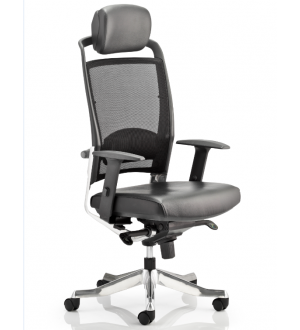 Pioneer Task Operator Chair with Headrest
