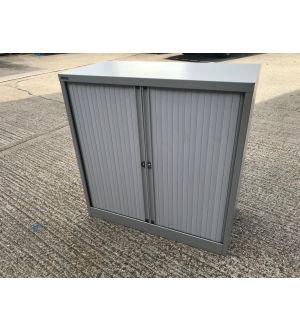 Bisley Side Closing Tambour Storage 1m x 1m