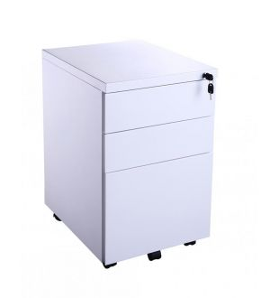 Three Drawer Pedestal
