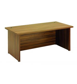 Regent Dark Walnut 1800 Executive Desk