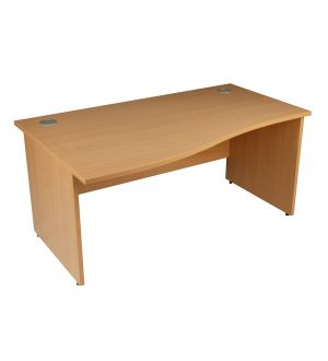 WAM160L Panel End Desk