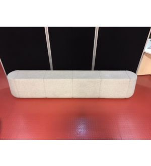Cylinder Type Box Reception Seating