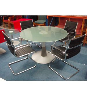 Sensational Glass Pedestal Table Home Remodeling Inspirations Basidirectenergyitoicom