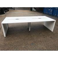Techo Alfa Bench Desks
