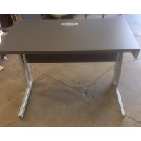 Dark Grey Desk Return 1000x600