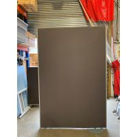 Grey Free Standing Screens