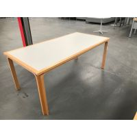 Wooden Two Tone Table