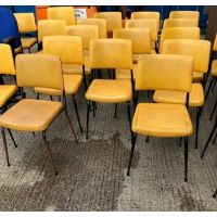 Yellow Visitor Chairs