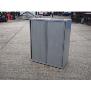 Tambour Storage Cabinet