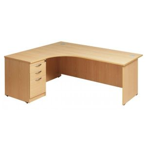 CLM Fast Track Beech Workstation