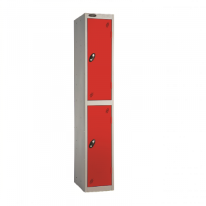 Two Compartment Lockers