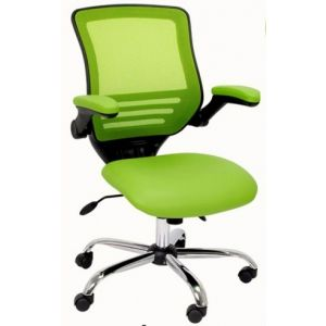 CAP100 Chrome Mesh Task Chair