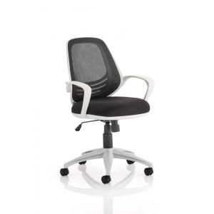 Atom Task Operator Chair Airmesh Back With Arms