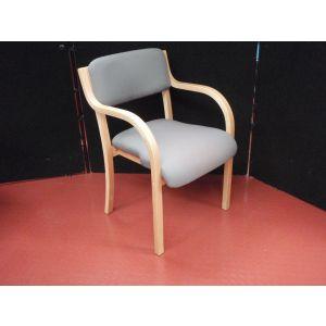 Beech Grey Meeting Room Chair