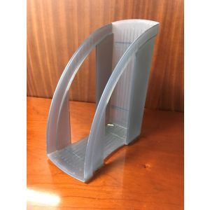 Grey Plastic File Holder