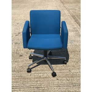 Blue Task Chair