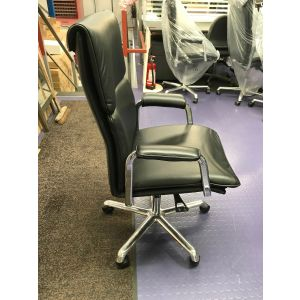 Delphi High Back Swivel Chair