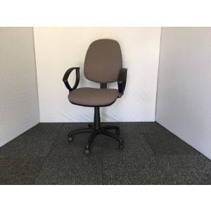 Blizzard Grey Operator Chairs