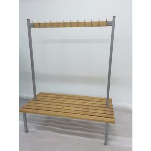 Double Island Cloakroom Bench