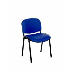 Flipper Black Frame Chair