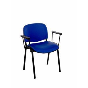 Black Framed Flipper Chair