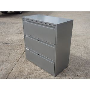 Grey Drawer Side-Filer