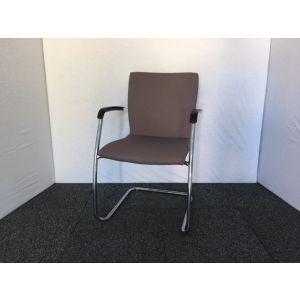 Grey Meeting Room Chair