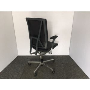 Black High Back Leather Executive Chair