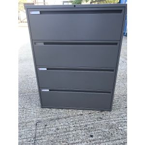 KI 4 Drawer Side Filer