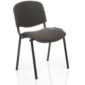 ISO Stacking Chairs Charcoal or Blue