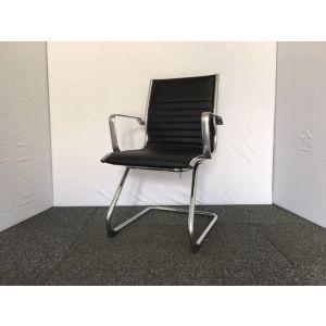 Italian Ribbed Side Chair