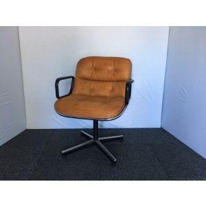 Knoll Brown Meeting Chair