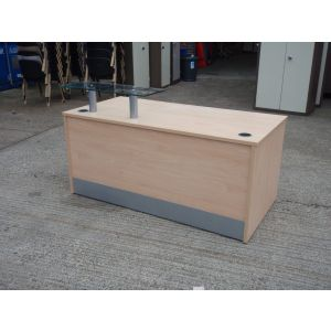Maple Reception Desk