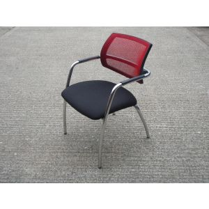 Mesh Back Meeting Room chairs