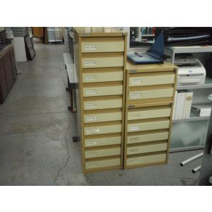 MicroStor Filing Cabinets