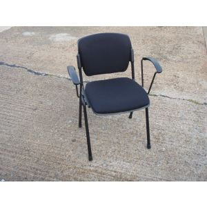 Open Arm Meeting Room Chairs