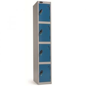 Four Compartment Lockers