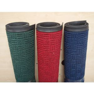 Used Rubber Back Carpets