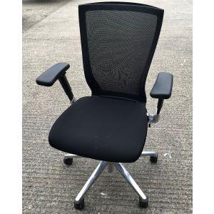 Techno Sidiz T50 Black Operator Chair