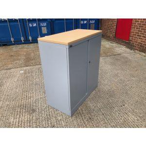 Silverline Storage Cabinet