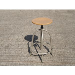 Swivel Top High Stool