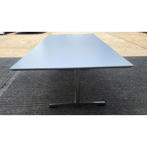Techno Rectangular Boardroom Table