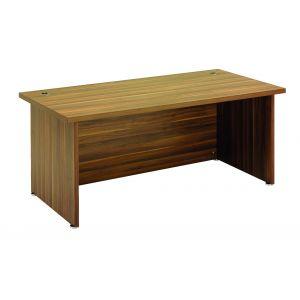 Regent Dark Walnut 1800 Executive Desk