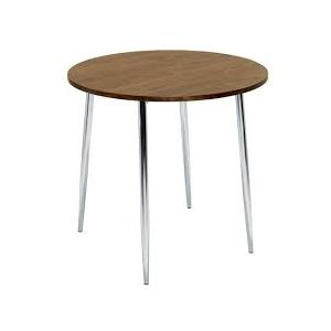 Ellipse Circular Bistro Table 4 Legs
