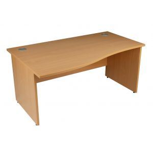 WAM160L Panel End Desk