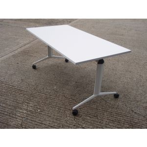 White Flip Tables 1600 x 800