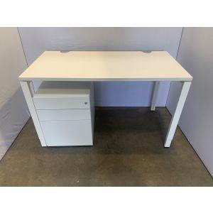 Desk, Pedestal & Chair Package