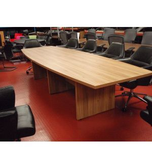 Royal American Walnut Executive Boardroom Table