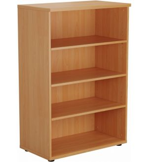 Wooden Open Bookcase (TC)